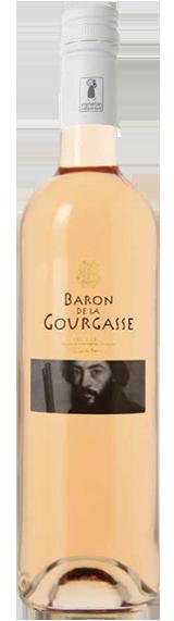 Baron de la Gourgasse rosé