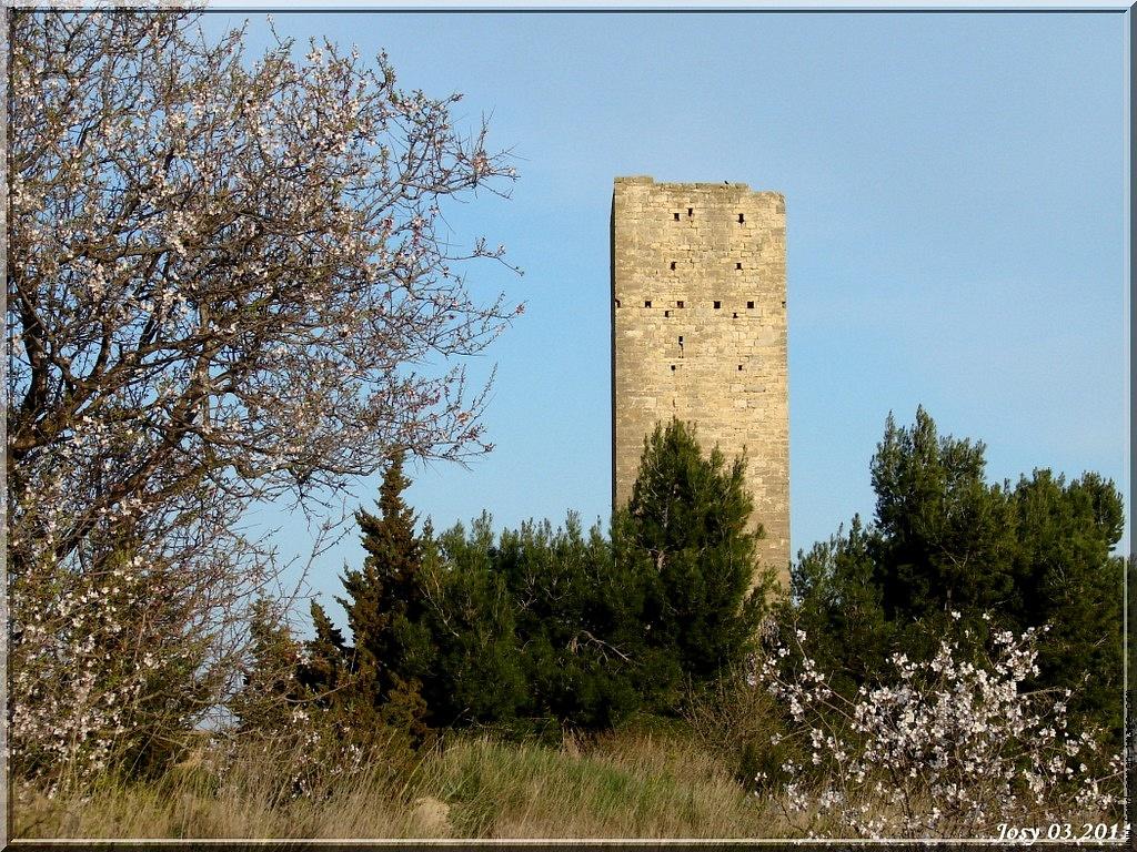 La tour de montady par Gipsy34