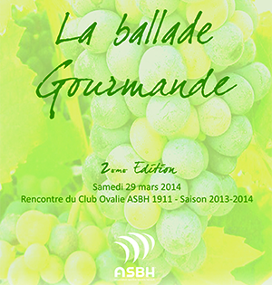 Seconde édition de la Ballade Gourmande