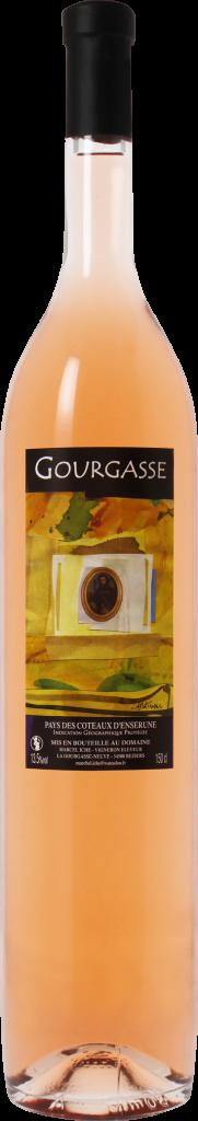 Magnum Baron de la Gourgasse rosé