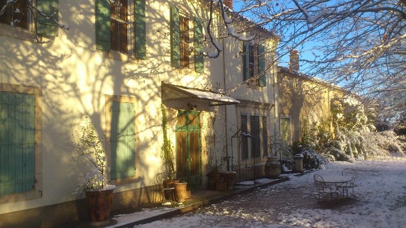 Domaine de la Gourgasse - hivers 2012