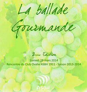 Seconde édition de la Ballade Gourmande