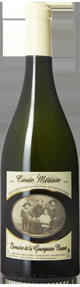 Cuvée Métisse Blanc - Domaine de la Gourgasse Neuve