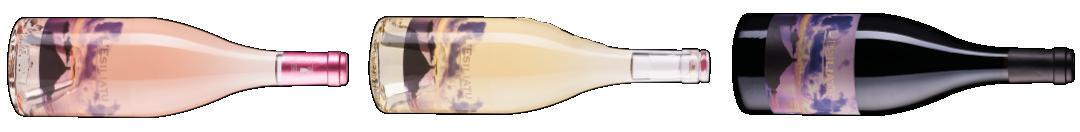 Gamme de vin Esiliatu, curiosité Corso-Languedocienne